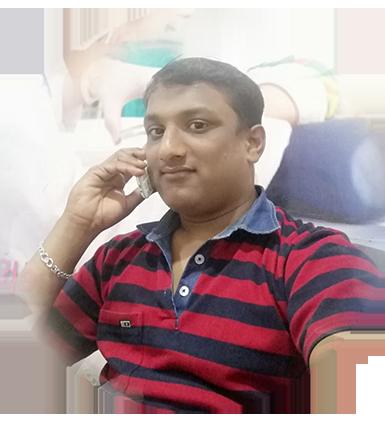 Mr. Kishor Mali